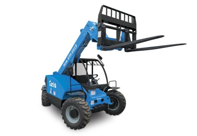 Where to find FORKLIFT EXTENDABLE GENIE GTH5519 in Colorado Springs