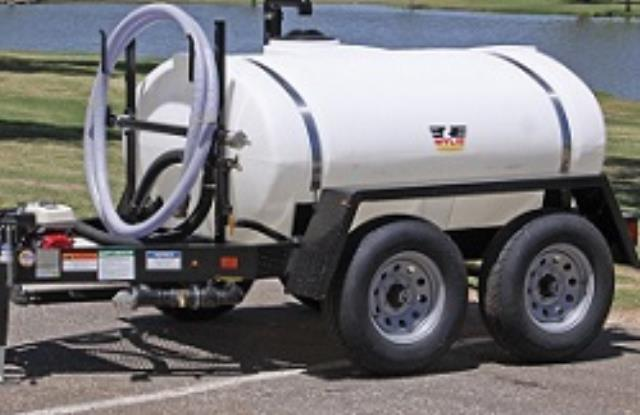 Where to find WATER TRAILER W PUMP 500 GAL in Colorado Springs