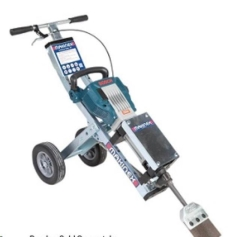 Rental store for FLOOR STRIPPER TILE CART HD W  HAMMER in Colorado Springs CO