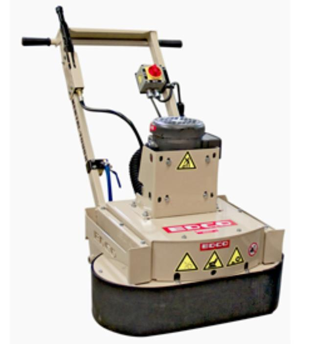 Where to find CONCRETE GRINDER 2 HEAD WEDGELESS EDCO in Colorado Springs