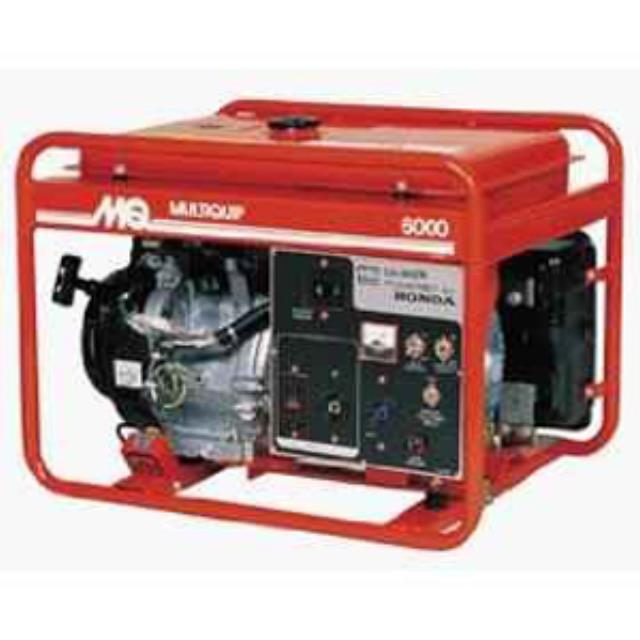 Where to find GENERATOR 6000w MULTIQUIP in Colorado Springs