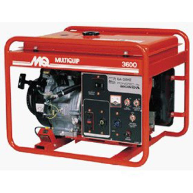 Where to find GENERATOR 3600w MULTIQUIP in Colorado Springs