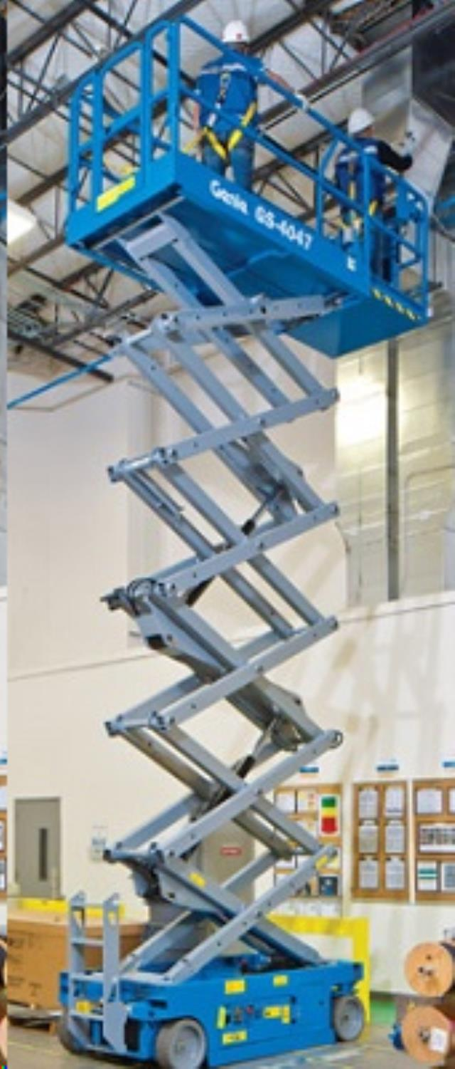 Where to find GENIE GS4047 SCISSOR LIFT in Colorado Springs