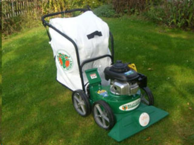 Where to find LAWN VAC GAS POWERED in Colorado Springs