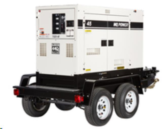 Where to find GENERATOR TOWABLE 50000w GENERAC in Colorado Springs