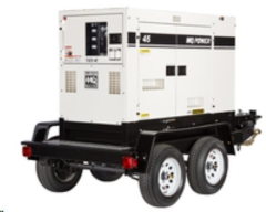 Rental store for GENERATOR TOWABLE 50000w GENERAC in Colorado Springs CO