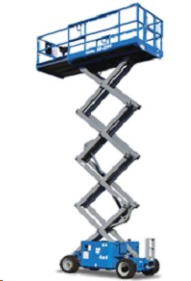 Where to find GENIE GS2669-RT SCISSOR LIFT in Colorado Springs
