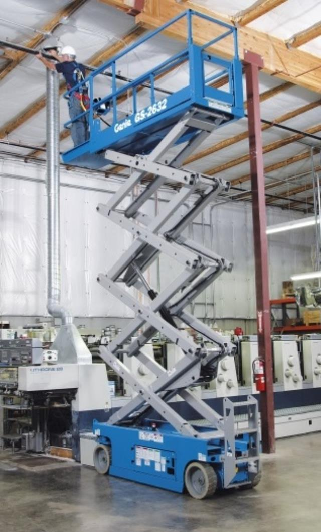 Where to find GENIE GS2632 SCISSOR LIFT in Colorado Springs