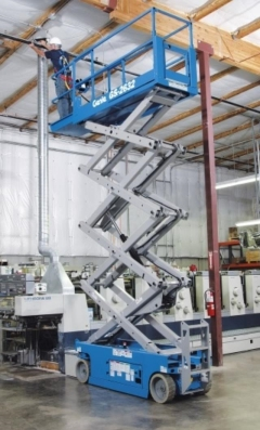 Rental store for GENIE GS2632 SCISSOR LIFT in Colorado Springs CO