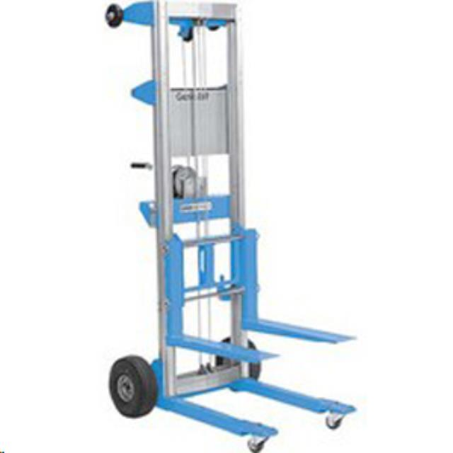 Where to find MATERIAL LIFT GENIE GL-8 in Colorado Springs