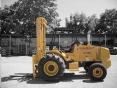 Rental store for FORKLIFT ST MAST 4WD HARLO HP8500 in Colorado Springs CO