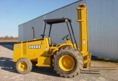 Rental store for FORKLIFT ST MAST 2WD DEERE 485E in Colorado Springs CO