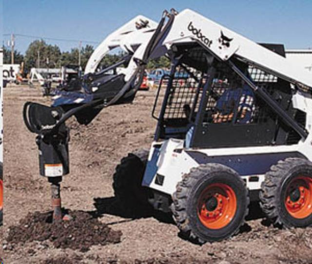 Where to find SKIDSTEER ATTACHMENT AUGER DRIVE in Colorado Springs