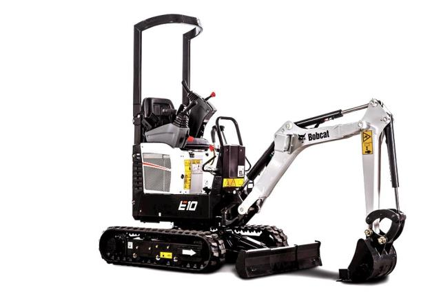 Where to find MINI EXCAVATOR BOBCAT E10 in Colorado Springs