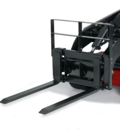 Rental store for MINI SKID ATTACHMENT-PALLET FORKS in Colorado Springs CO