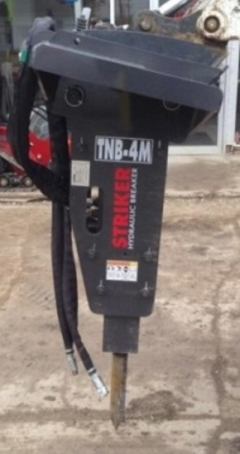 Rental store for SKIDSTEER ATTACHMENT-BREAKER in Colorado Springs CO