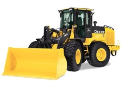 Rental store for WHEEL LOADER JOHN DEERE 544K in Colorado Springs CO