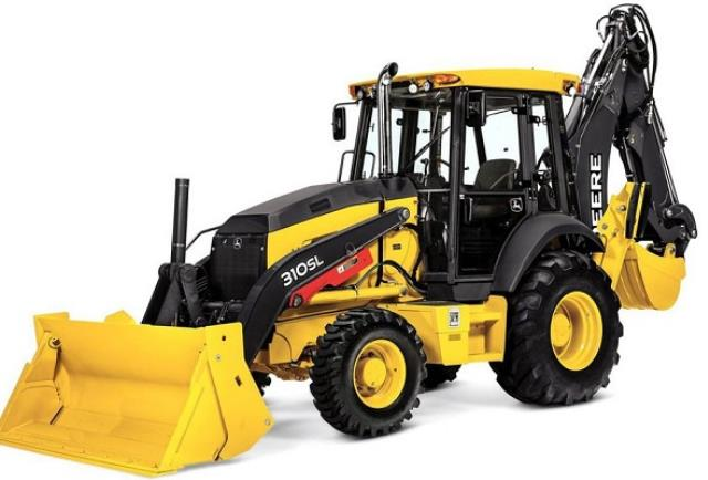 Where to find BACKHOE JOHN DEERE EXTEND 310 in Colorado Springs