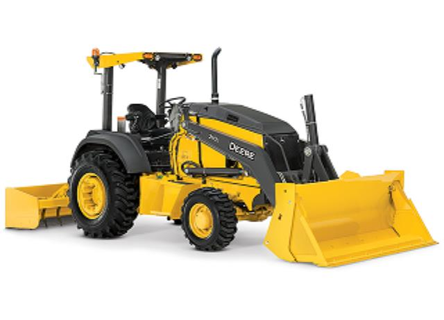 Where to find LANDSCAPE LOADER JOHN DEERE 210 in Colorado Springs
