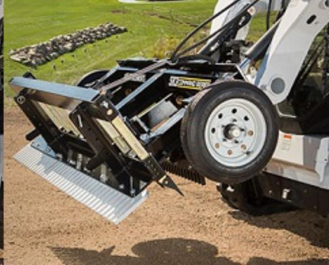 Where to find SKIDSTEER ATTACHMENT-LANDSCAPE RAKE SR3 in Colorado Springs