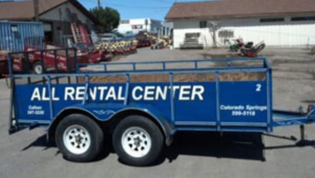 Where to find 6 X 12 TRAILER in Colorado Springs