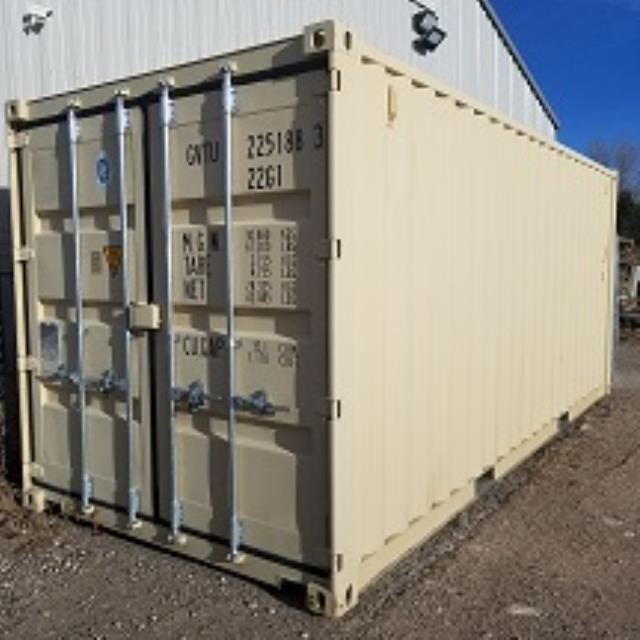 Where to find CONTAINER, OFFICE 20 in Colorado Springs