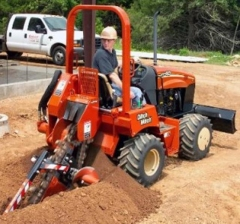 Rental store for TRENCHER RIDE-ON 4ft in Colorado Springs CO