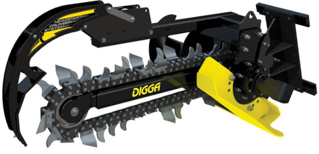 Where to find SKIDSTEER ATTACHMENT-TRENCHER in Colorado Springs