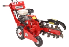 Trencher Rental Colorado Springs - Ditch Witch Rental