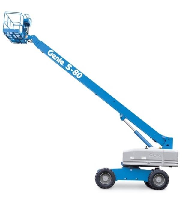 Where to find GENIE S80 BOOMLIFT in Colorado Springs