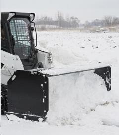 Rental store for SKIDSTEER ATTACHMENT-SNOW PSHR 10 in Colorado Springs CO