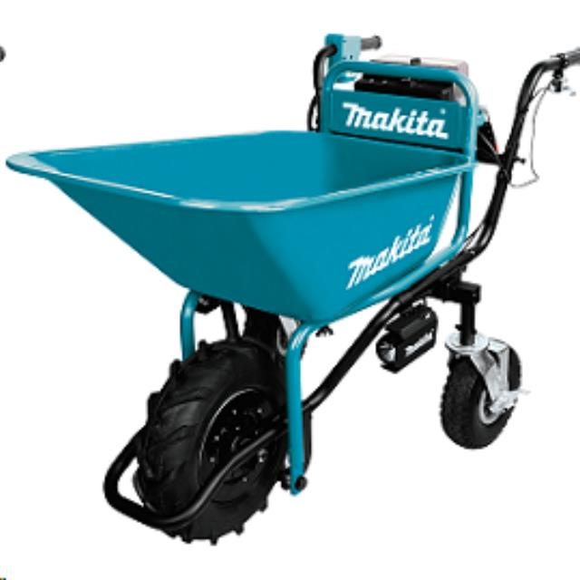 Where to find WHEELBARROW BATTERY POWERED MAKITA in Colorado Springs