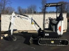 Rental store for MINI EXCAVATOR BOBCAT E20 in Colorado Springs CO