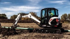 Rental store for MINI EXCAVATOR BOBCAT E35 in Colorado Springs CO