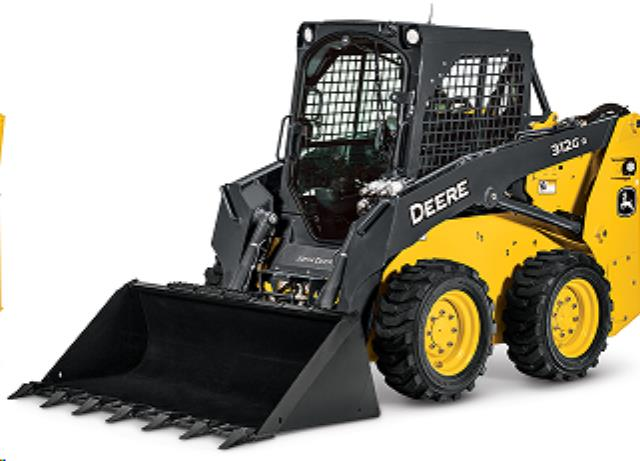 Where to find SKIDSTEER JOHN DEERE 312G in Colorado Springs