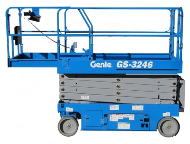 Where to find GENIE GS3246 SCISSOR LIFT in Colorado Springs