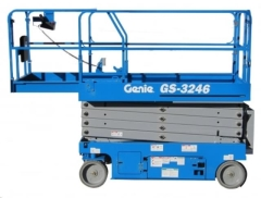 Rental store for GENIE GS3246 SCISSOR LIFT in Colorado Springs CO