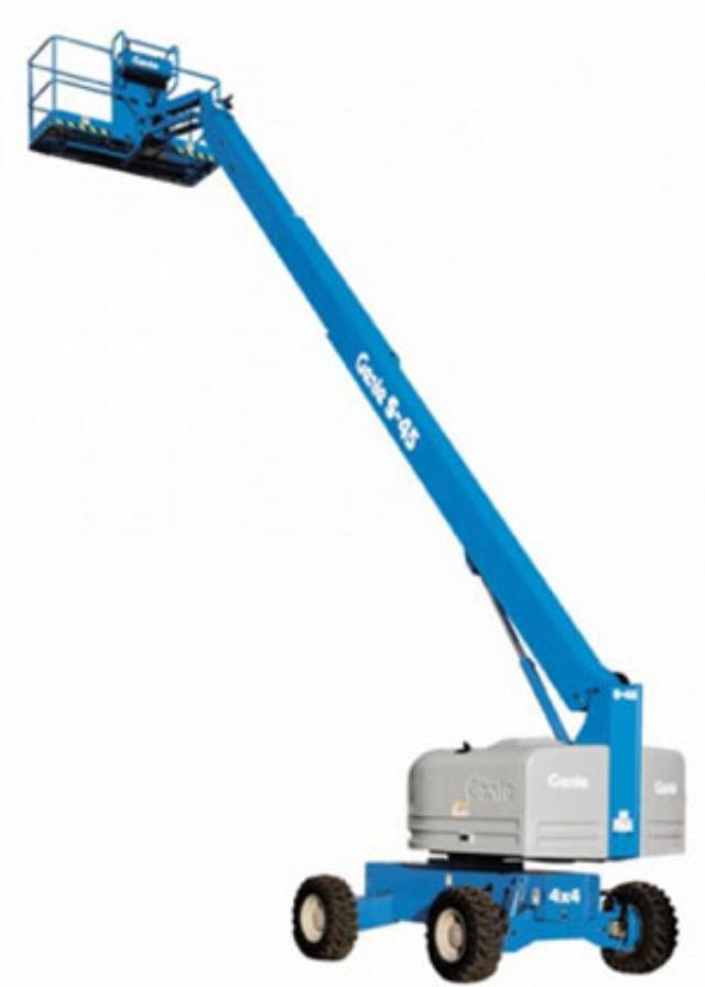 High Reach Equipment Rentals in Colorado Springs