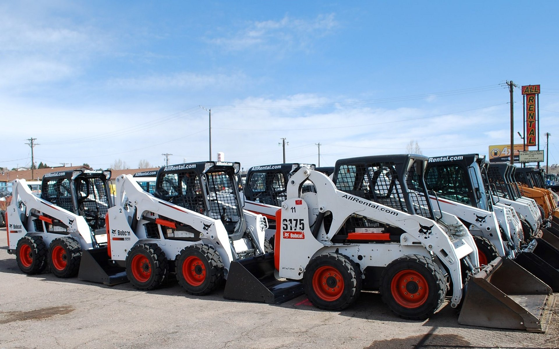 Equipment Rentals in Colorado Springs